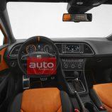 Seat Leon Cross Sport Concept - Interior