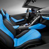 Lamborghini Huracán Spyder 2016 - interior