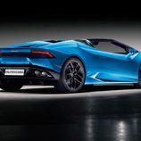 Lamborghini Huracán Spyder 2016 - rear