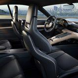 Porsche Mission E - Interior