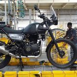 Royal Enfield Himalayan - factoria