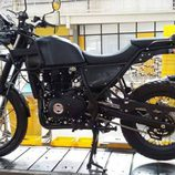 Royal Enfield Himalayan - spy