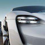 Porsche Mission E - Frontal Detalle