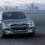 Audi e-tron quattro concept - front