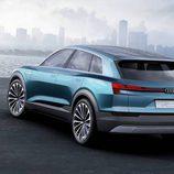 Audi e-tron quattro concept - trasera