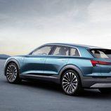 Audi e-tron quattro concept - rear