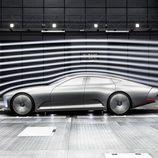 Mercedes IAA Concept 2015 - Silueta
