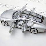 Mercedes IAA Concept 2015 - Techo