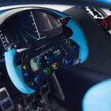 Bugatti Vision Gran Turismo - Interior Volante
