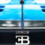 Bugatti Vision Gran Turismo - Detalle Logo