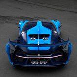 Bugatti Vision Gran Turismo - Trasera