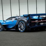 Bugatti Vision Gran Turismo - Trasera 2