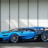 Bugatti Vision Gran Turismo - Lateral