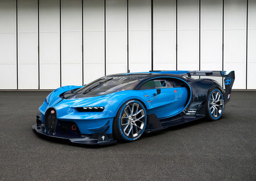 Bugatti Vision Gran Turismo - Vista General