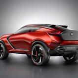 Nissan Gripz Concept - Trasera