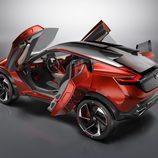 Nissan Gripz Concept - Trasera 2