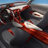 Nissan Gripz Concept - Interior