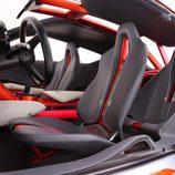 Nissan Gripz Concept - Interior 5