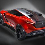 Nissan Gripz Concept - Aéreo