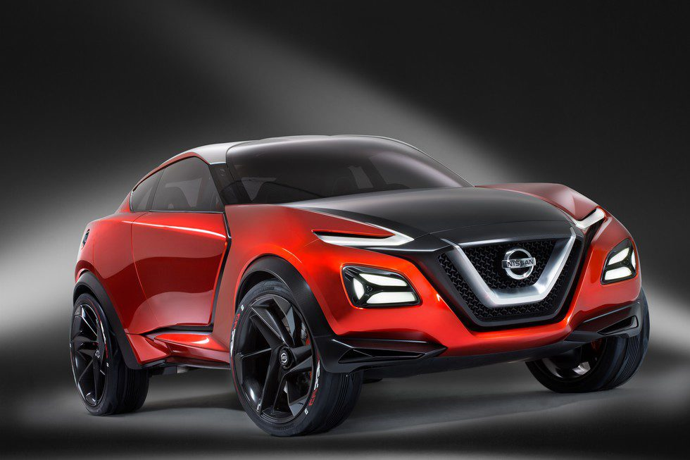 Nissan Gripz Concept - Frontal 3