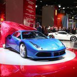 Ferrari 488 Spider - Presentación
