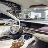 Hyundai Vision G Concept 2015 - Interior