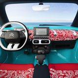 Citroën C4 Cactus M 2015 - Interior