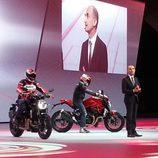 Ducati Monster 1200R 2016 - presentación