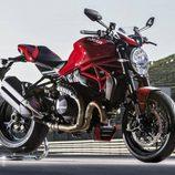 Ducati Monster 1200R 2016 - front