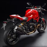 Ducati Monster 1200R 2016 - rear