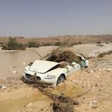 Maserati Quattroporte Israel - río