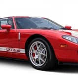 Ford GT 2005 - frontal