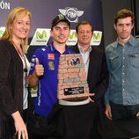 Trofeo Gran Premio Aragón - presentación