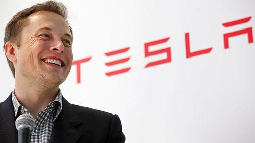 Elon Musk - Tesla Motors