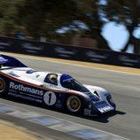 Rennsport Reunion V 2015 - Porsche 962