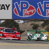 Rennsport Reunion V 2015 - Porsche 962 y Rs Spyder