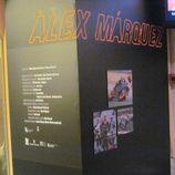 Exposición Alex Márquez - entrada