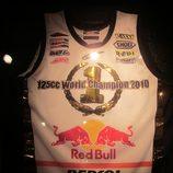 Exposición Marc Márquez - camiseta campeón del Mundo 125cc 2010