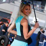 Paddock Girls Aragón 2015 - Leopard Racing