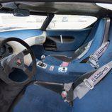 Koenigsegg Prototipo 1996 - Interior