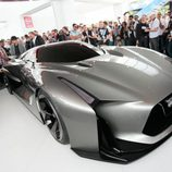 Nissan Vision GT-R Concept - Frontal