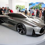 Nissan Vision GT-R Concept - Lateral