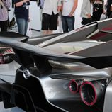 Nissan Vision GT-R Concept - Trasera