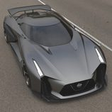 Nissan Vision GT-R Concept - Frontal 3