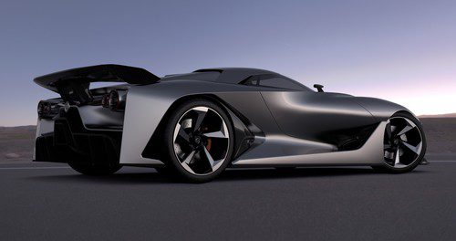 Nissan Vision GT-R Concept - Lateral 2