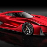 Nissan Vision GT-R Concept Fire Knight - Lateral 2