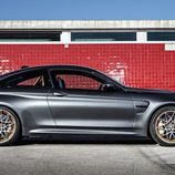 BMW M4 GTS - Lateral