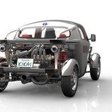Toyota Kikai Concept Tokyo Motor Show - Trasera