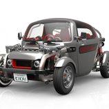 Toyota Kikai Concept Tokyo Motor Show - Frontal