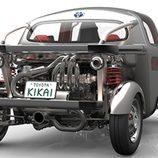 Toyota Kikai Concept Tokyo Motor Show - Boceto 3